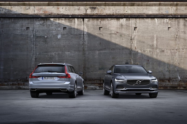 Volvo S90 And V90 Get Mild Performance Upgrades But More Could Be On The Way