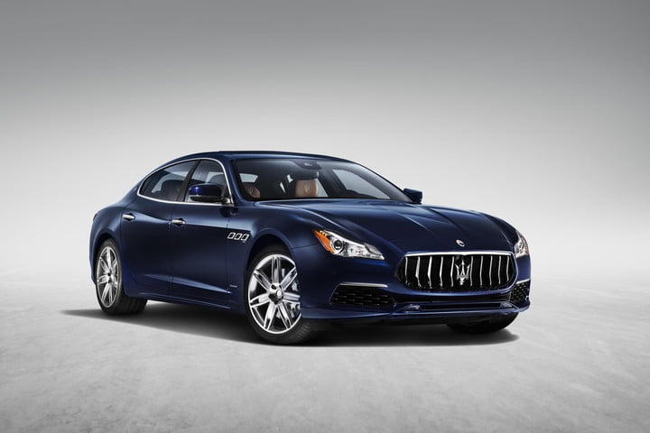 Maserati Said To Be Working On Electric Vehicle For 2020 Digital