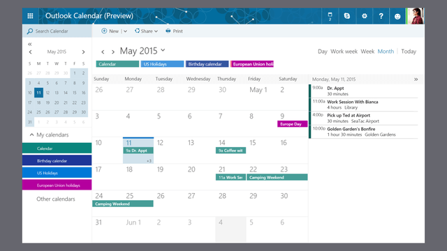 microsoft has introduced a slew of new updates for outlook ways to get more done in