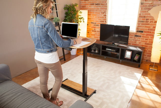 nextdesk flex power adjustable table 1