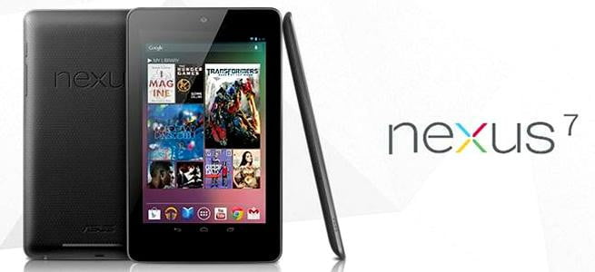Such Was the Google Nexus 7 to-in Just Four Months