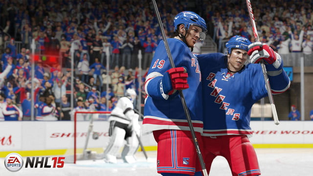 NHL 15 screenshot 1