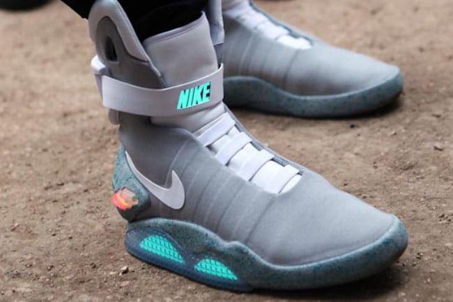 e5c0dd6c05bdbb Nike Finally Releases Self-Lacing Back to the Future Shoes