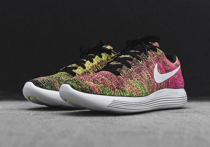 cd0a71e3a34b Nike LunarEpic Low Flyknit Running Shoes Cut the Sock
