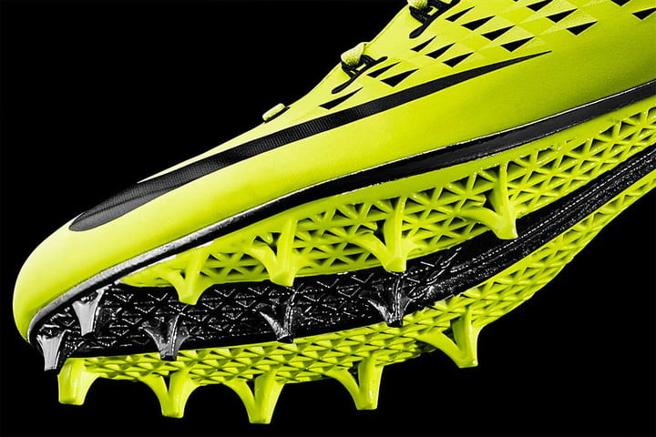 nike patents 3d printed shoe technology vapor leash talon 15