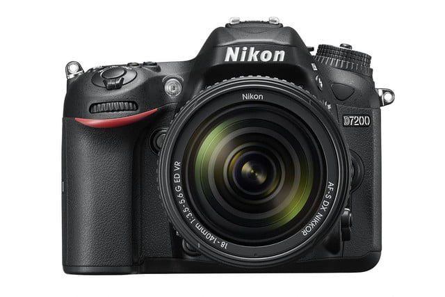 nikon pumps up its enthusiast dslr with enhanced image and movie capture d7200 18 140 front