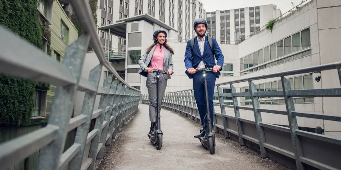 Awesome Tech You Can't Buy Yet: Tricked-out e-scooters and bike lights that lock