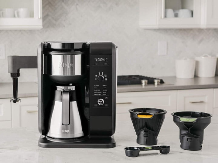 the best smart home gifts ninja hot and cold brew