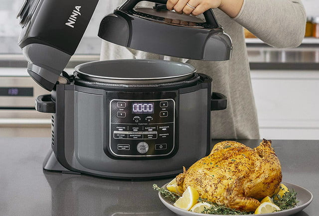 Amazon chops the price for the 8-quart Ninja Foodi all-in-one multi-cooker