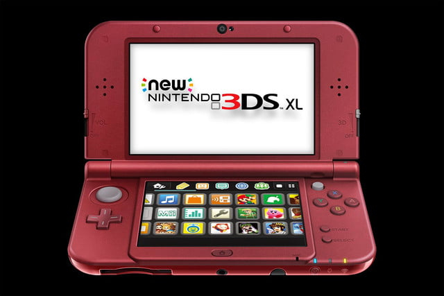 New nintendo 3ds xl review handheld gaming console digital trends - Nintendo 3 ds xl console ...