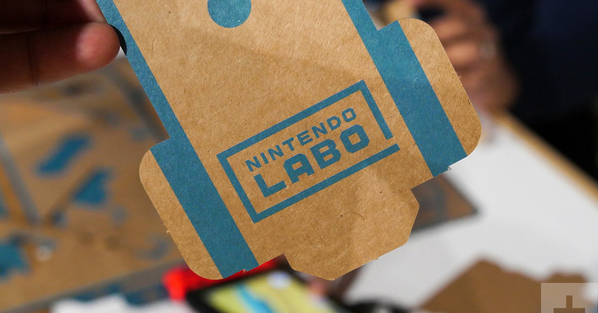 Someone made a working analog alarm clock from Nintendo Labo