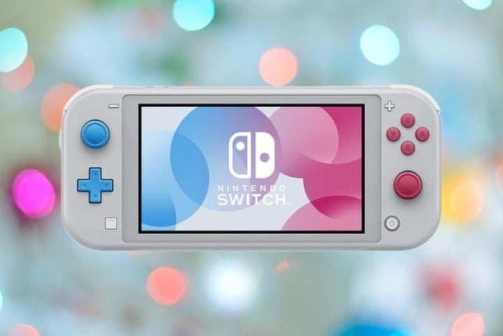 Customize this Walmart Nintendo Switch bundle deal with 1 of 5 great games