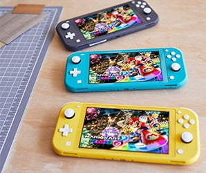 Nintendo announces Switch Lite with Pokémon Sword and Shield edition