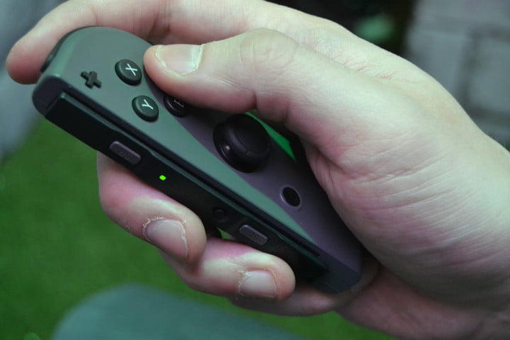 Nintendo Switch Our first take Mike Epstein 0047
