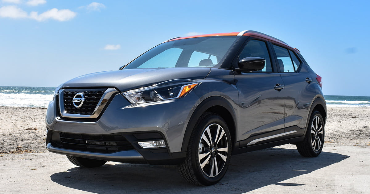 2018 Nissan Kicks First Drive Review | Digital Trends
