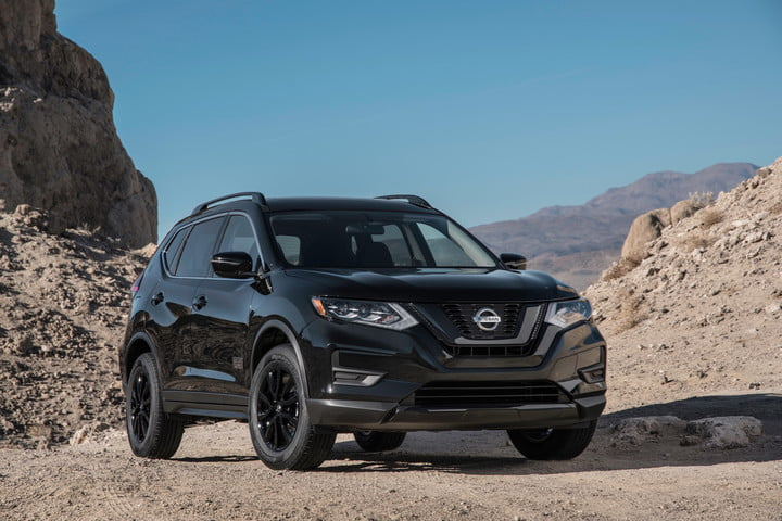 2017 Nissan Rogue Gets Star Wars-Themed Limited Edition
