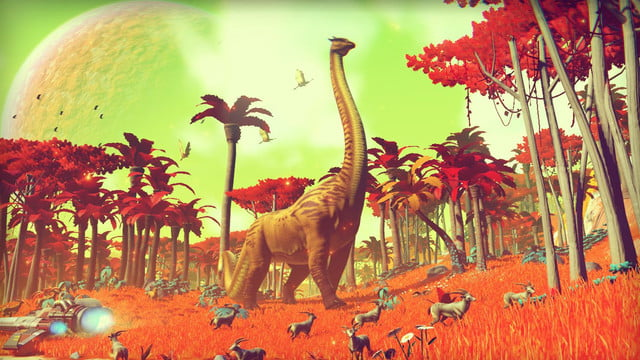 no mans sky trailer coming to ps4 first 3