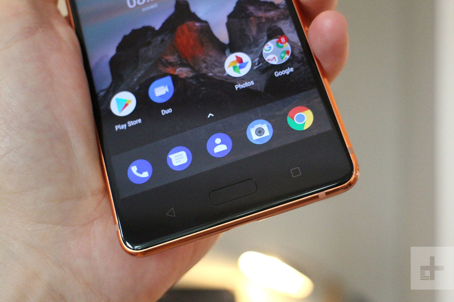 Nokia 8 Hands-On Review | Digital Trends