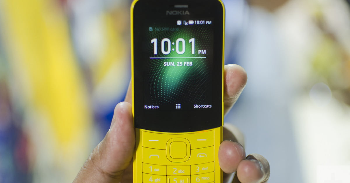Next nostalgic Nokia phone will run Android and not KaiOS