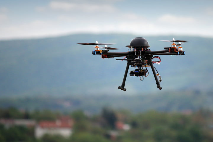 Activists are using drones to rain flash drives full of TV shows on North Korea