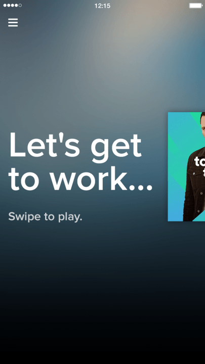 spotify adds video podcasts and running music features now workday screenshot 1