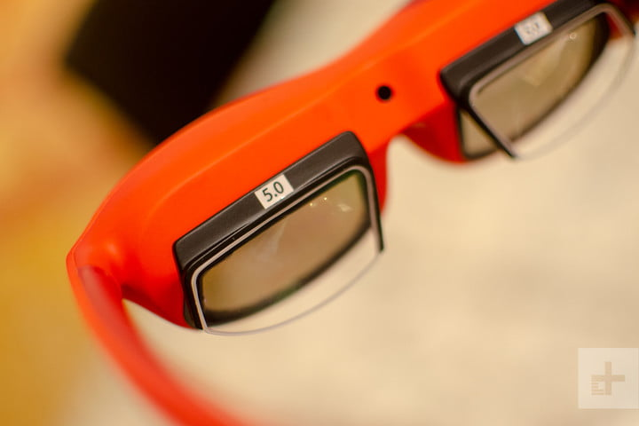 nreal product impressions ces 2019 glasses 10