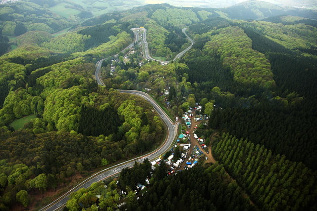 Nurburgring overview