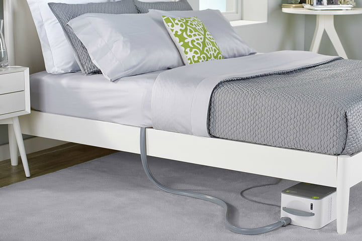 This mattress pad controls your temperature based on your sleep cycle
