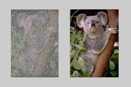 This A.I. goes against the grain, cleans noisy images with a single shot