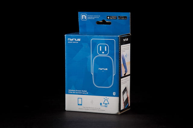 Nyrius Smart Outlet box