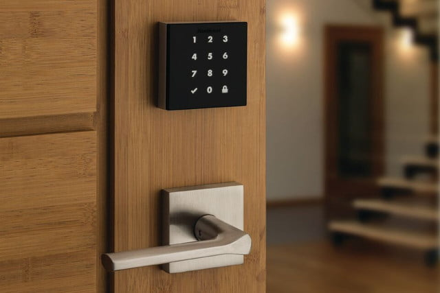 kwikset obsidian smart lock electronic 1