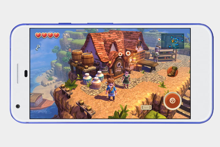 best Android games Oceanhorn