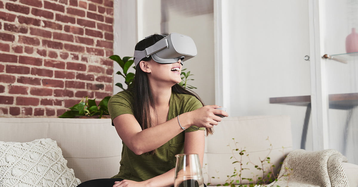 Oculus Go Sold Out After Brief Pre-Order on Amazon for $200