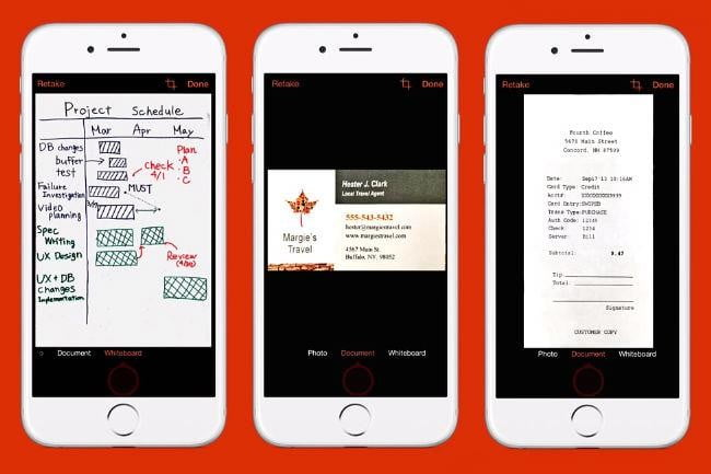 Turn your paper clutter into digital files with Microsoft's Office Lens iOS and Android app