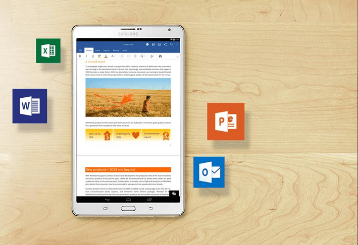 Microsoft Releases New Office Preview for Android | Digital Trends