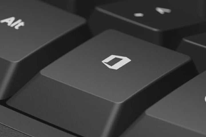 Microsoft wants to put an ad for Office right on your keyboard