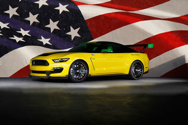 ford ole yeller shelby gt350 mustang specs performance epic pic wtih glory brighter 2