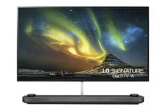 LG Signature OLED77W7P W7 Series OLED TV review