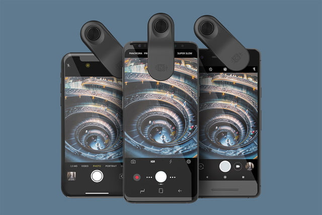 1cb861a4e004 Almost) Any Smartphone Can Use Olloclip X Lenses With Latest Clip ...