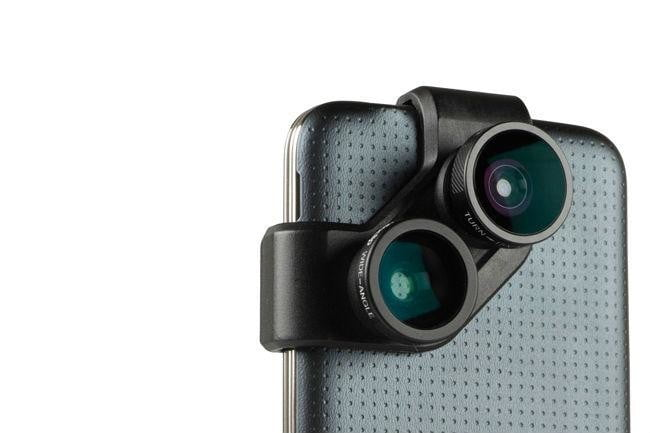 Olloclip goes Android with first lens accessory for Samsung Galaxy S5 and S4