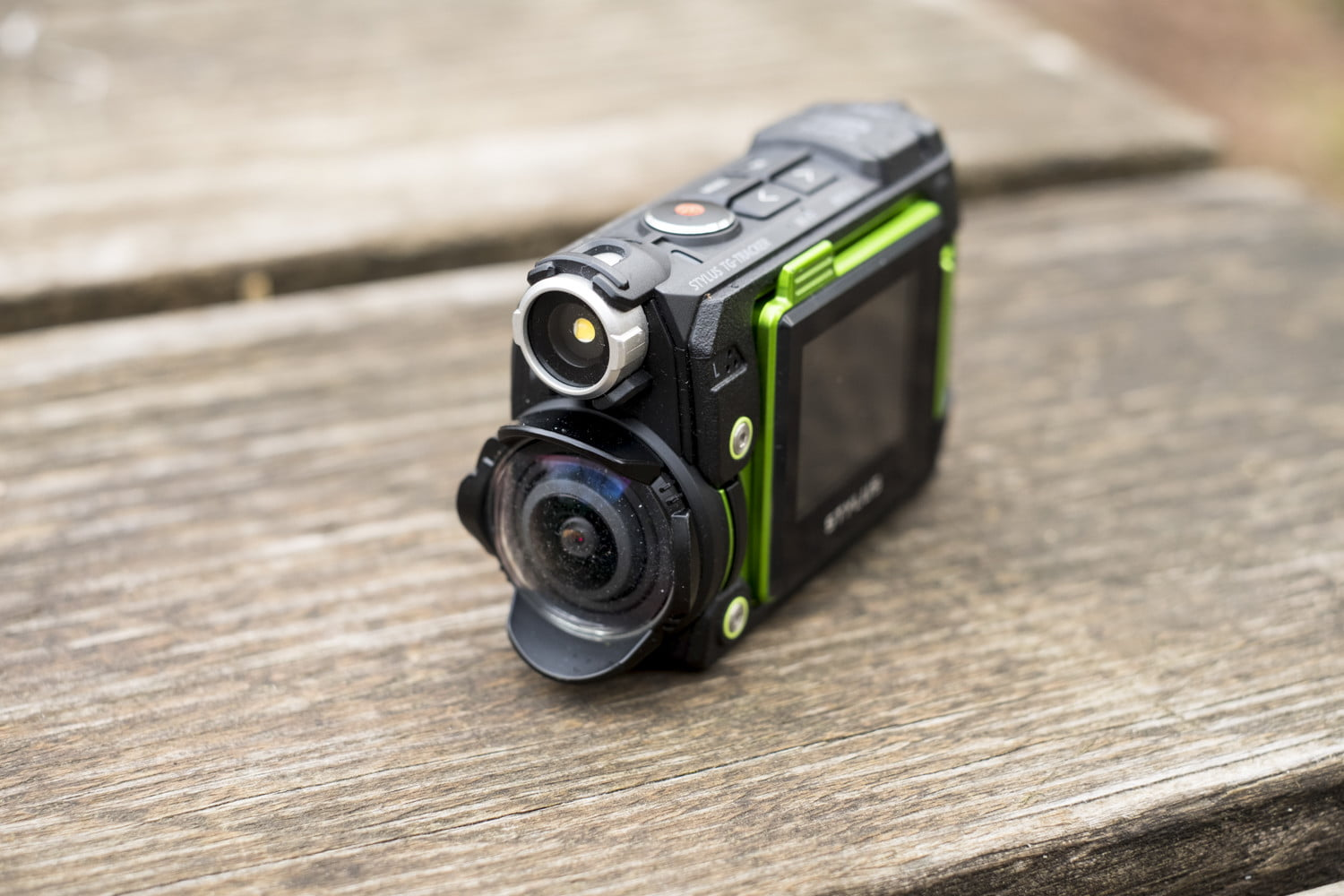 Olympus Tough Tg Tracker Action Camera Review Digital Trends