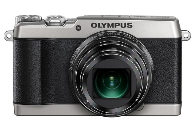 olympus stylus sh 1 is first compact camera with 5 axis stabilization slv front