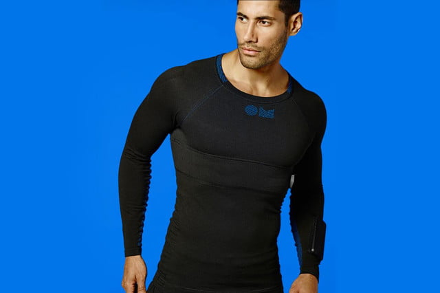 omsignals performance tracking biometric clothing line launches today omsignal clothes