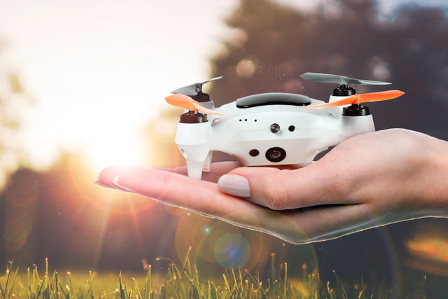 awesome tech you cant buy yet algae pens drones onagofly  palm sized camera drone