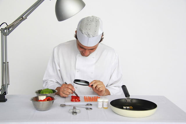 one way kitchen utensils reflect cooking personalities precise chef