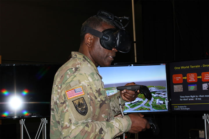fd44eb896604 The U.S. Army is building a giant VR battlefield to train soldiers virtually