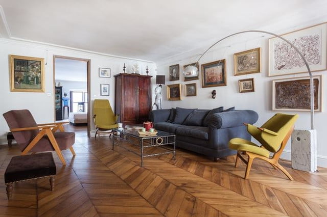 10 onefinestay apartments that cost over 1000 a night rue de tournon 327