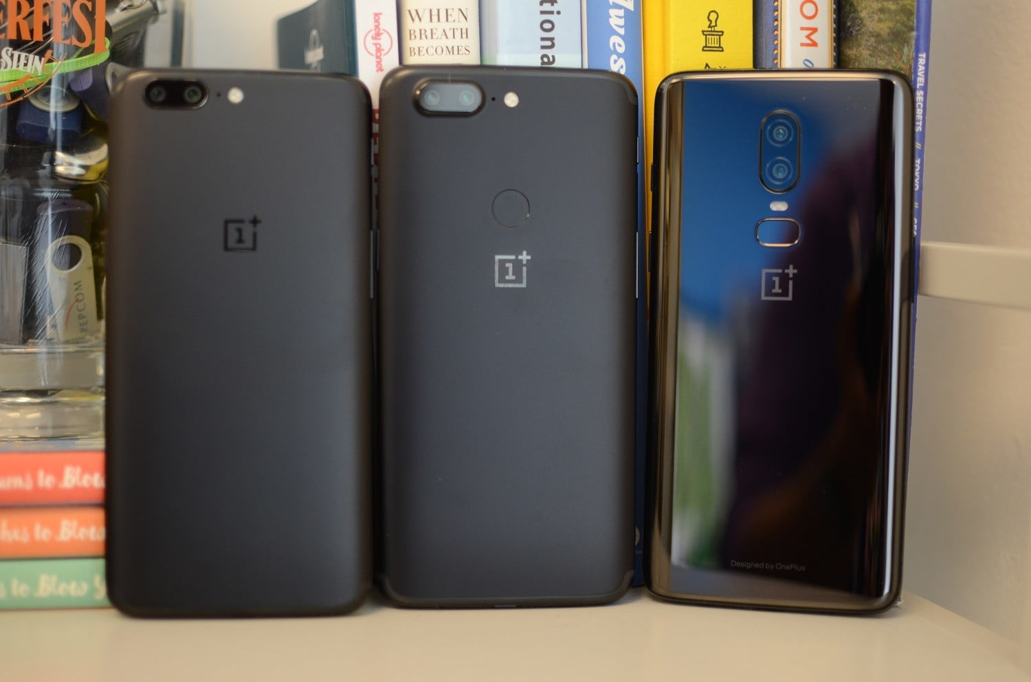 official photos ce637 9a821 OnePlus 6 vs. OnePlus 5T vs. OnePlus 5: Worth The Upgrade? | Digital ...