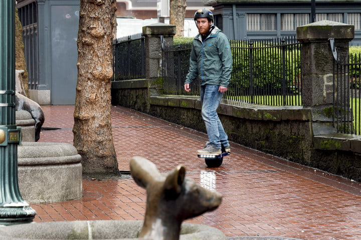 onewheel plus hands on review drew riding 2
