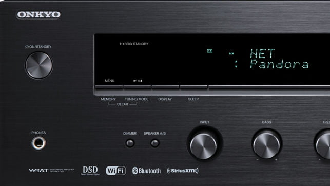 Onkyo Showing New Stereo Receiver & DAP At CES 2016 | Digital Trends
